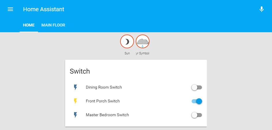 Home Assistant – GUI Cleanup – Cattux's Blog