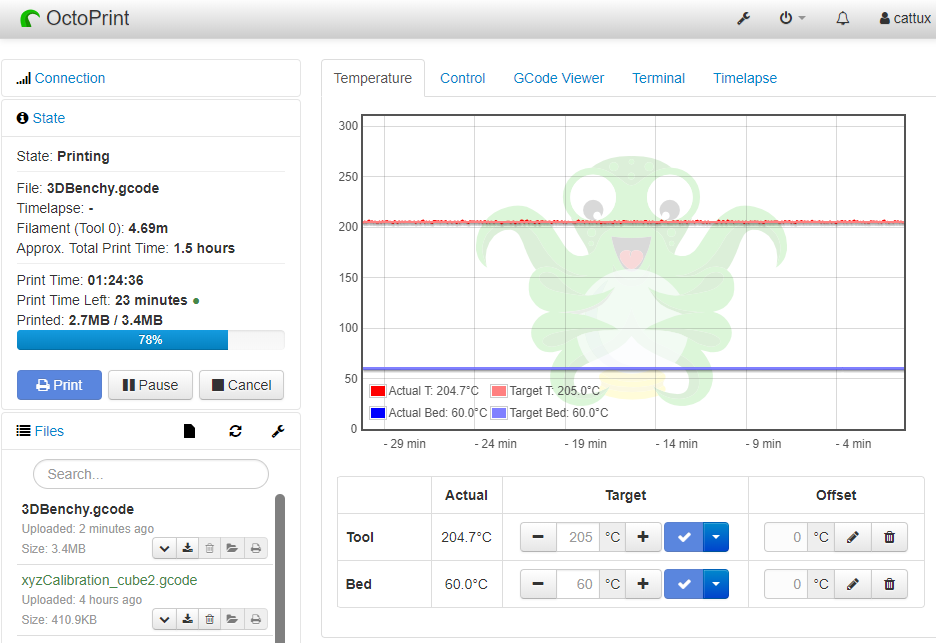 Home Assistant and 3D Printing – Cattux's Blog